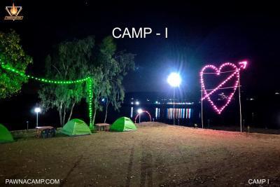 Pawna lake camping – I