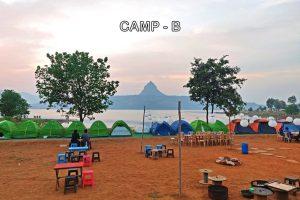 Pawna lake camping B