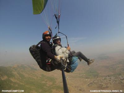 Pawna Camping and Paragliding