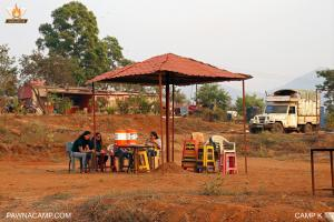 Campground near pune