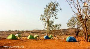 landscape view camp k